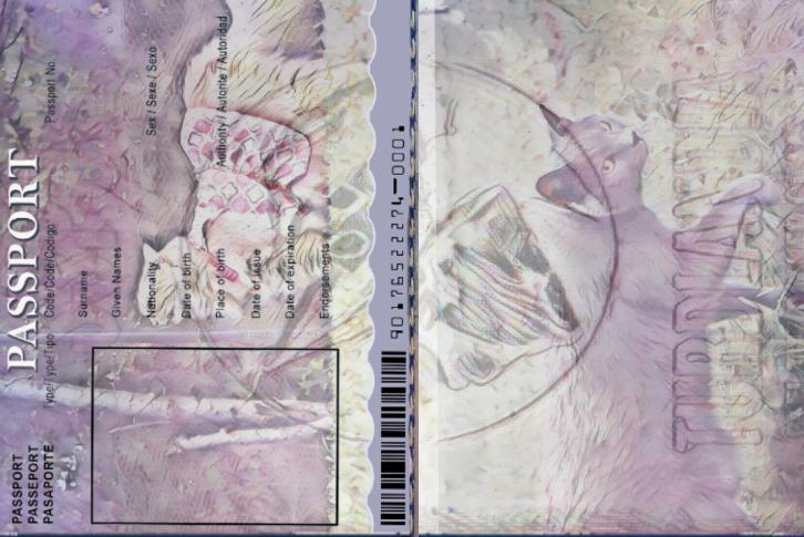 Turdlandian Passport Details
