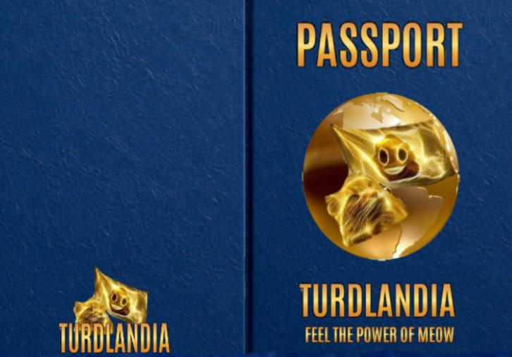 Turdlandian Passport